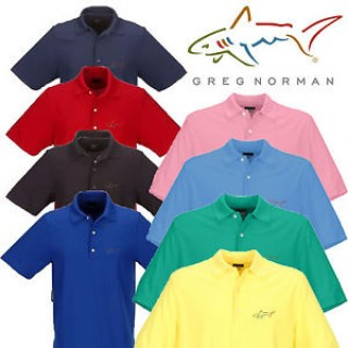 Tričko Greg Norman Polo