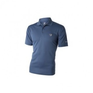 Tričko Wilson Staff Authentic Polo Dark Blue