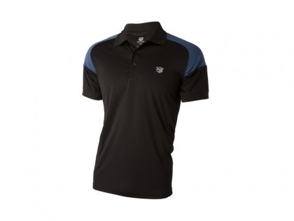 Tričko Wilson Staff Performance Polo Dark Blu