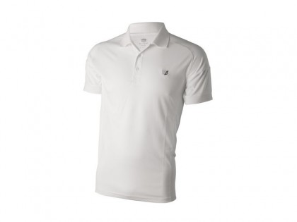 Tričko Wilson Staff Performance Polo White