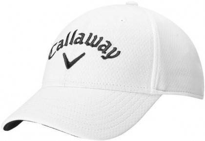 Šiltovka Callaway Side Crested Structured White